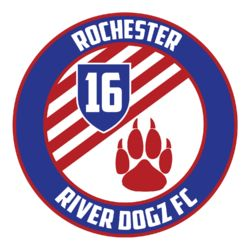 2015, Rochester River DogZ FC (Brockport, New York) Eunice Kennedy Shriver Stadium Conf: Great Lakes East / Div: Midwest #RochesterRiverDogZFC #BrockportNewYork #NPSL (L8715)