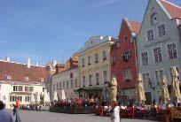 Tallinn & Old Town Walking Tour