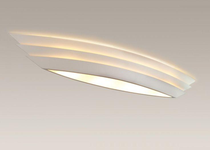 MAXlight  COSTA C0332-03S - Corpuri iluminat interior - Plafoniere - Black Red White Romania