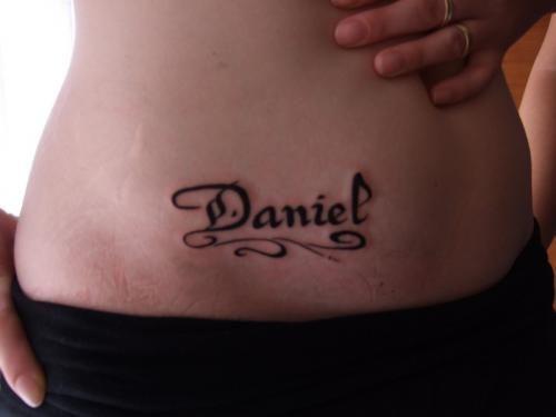 tatuajes de nombres daniel - Buscar con Google