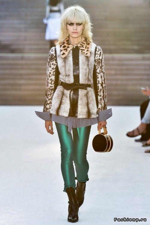 Louis Vuitton Круизная коллекция 2018