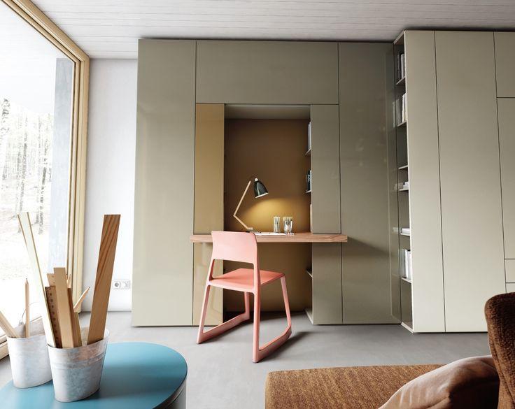 oltre 25 fantastiche idee su spazi di studio su pinterest ... - Creare Una Zona Studio In Soggiorno 2