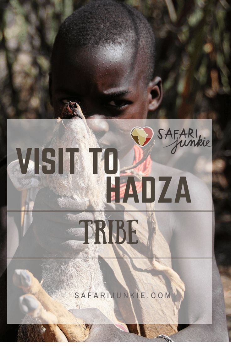 A visit to Tanzanian tribe on the edge of extinction.