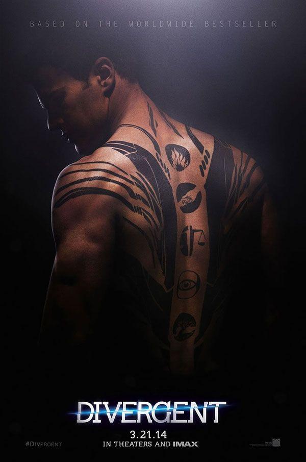 """O filme """"Divergente"""" teve divulgado os primeiros cartazes http://cinemabh.com/imagens/o-filme-divergente-teve-divulgado-os-primeiros-cartazes"""