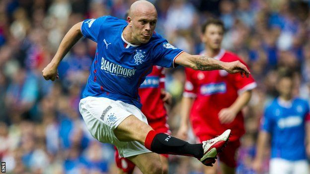 10 Aug Rangers 4-1 Brechin City