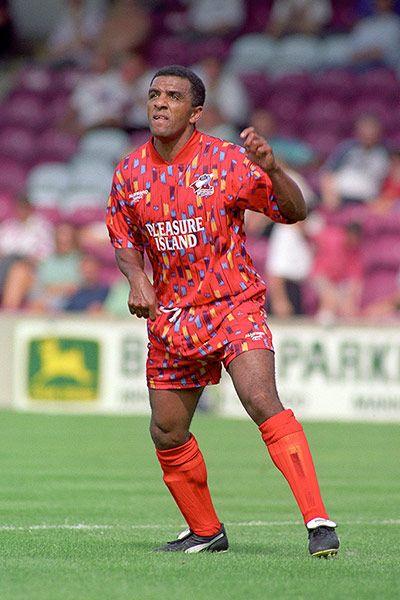 Scunthorpe United's kit 1993