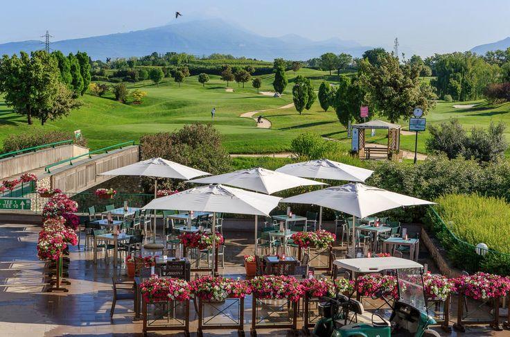 Golf Club Paradiso del Garda   #ItalyGolfDestination #GardaLake #Golf #Italy #Garda #Peschiera