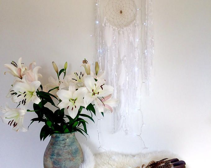 Beautiful Boho Dreamcatcher, baby gift, wedding gift ,