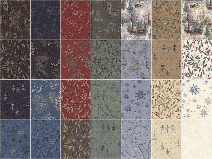Town Square Fat Quarter Bundle - Holly Taylor - Moda Fabrics — Missouri Star Quilt Co.