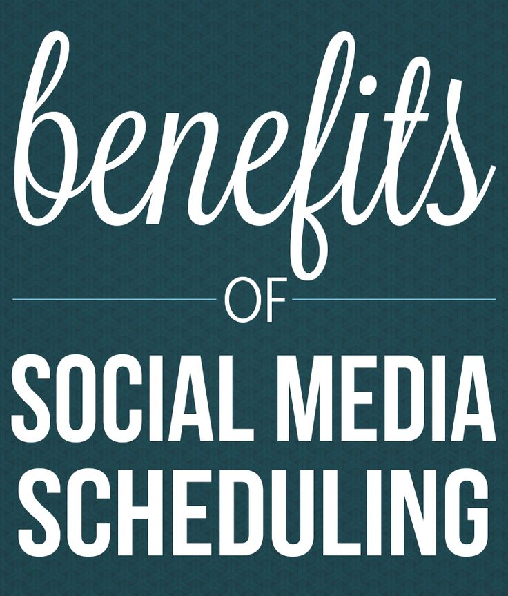 iTips: Social Media Benefits of SCHEDULING - article by Tailwind 2014-08-22: 1.SAVE time  2.won't OVERLOAD Followers  3.easier to MAINTAIN Content  4.covered in BUSY Situations... • top times to post: mo-frid 9am-4pm / 8-9pm mon-tue / 1-2am fri / sun 3pm