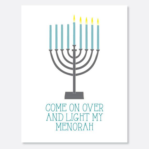 11 best jewish holiday cards images on pinterest holiday cards light my menorah greeting card hanukkah card light by uluckygirl m4hsunfo Image collections