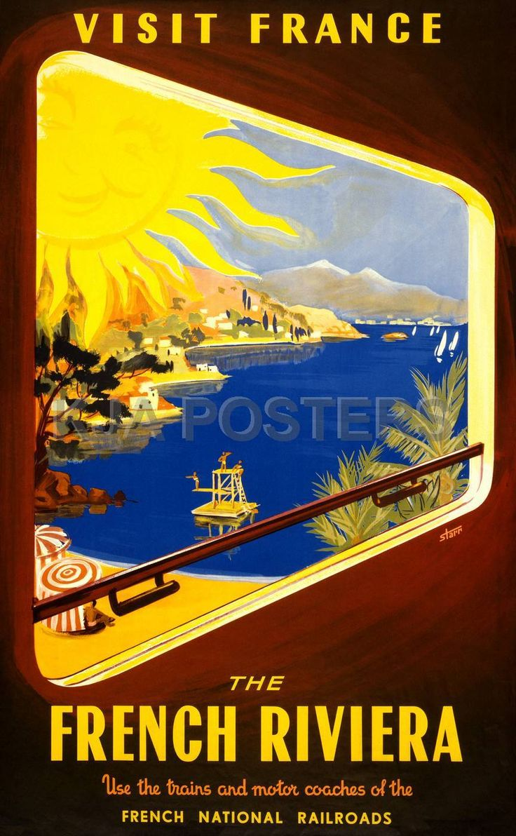French travel posters - Google Search