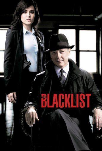 Blacklist Poster 24Inx36In Poster 24x36