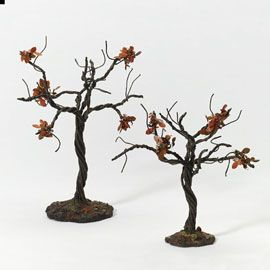 """Department 56: Products - """"Scary Twisted Trees"""" - View Products"""