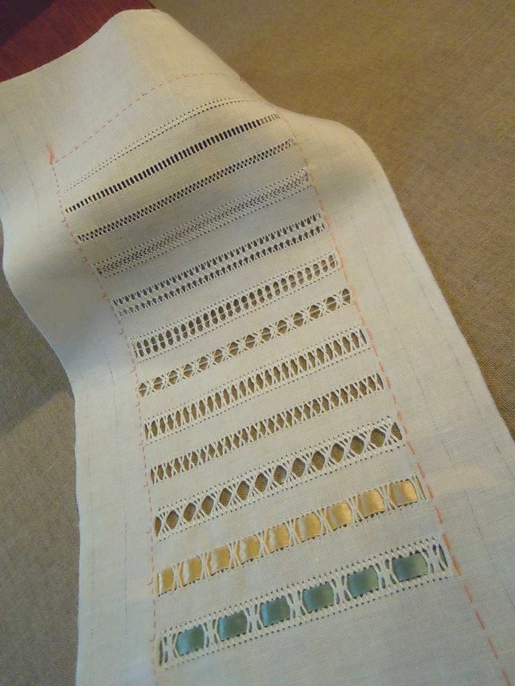 The Pleasure of embroidery sampler unthreading Chapter 7 °