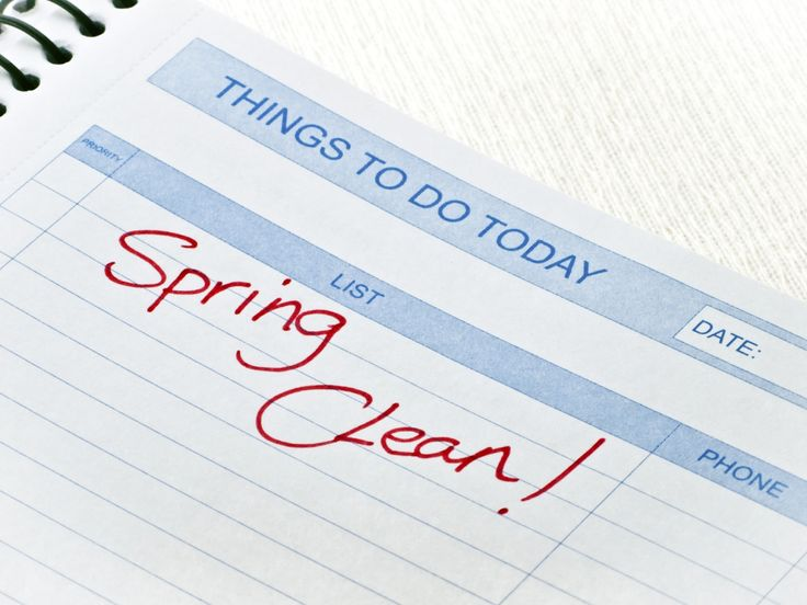 5 Spring Cleaning Tips   Dunpar Homes