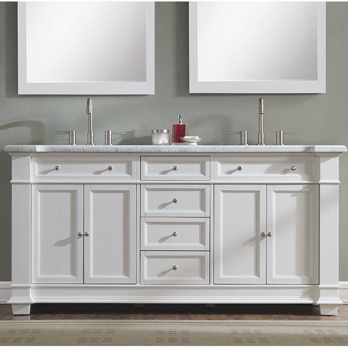 Riccardo 72 Double Bathroom Vanity Set Vanity Bathroom Vanity Double Vanity Bathroom 72 in bathroom vanity