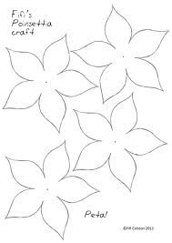 flower template - Google Search