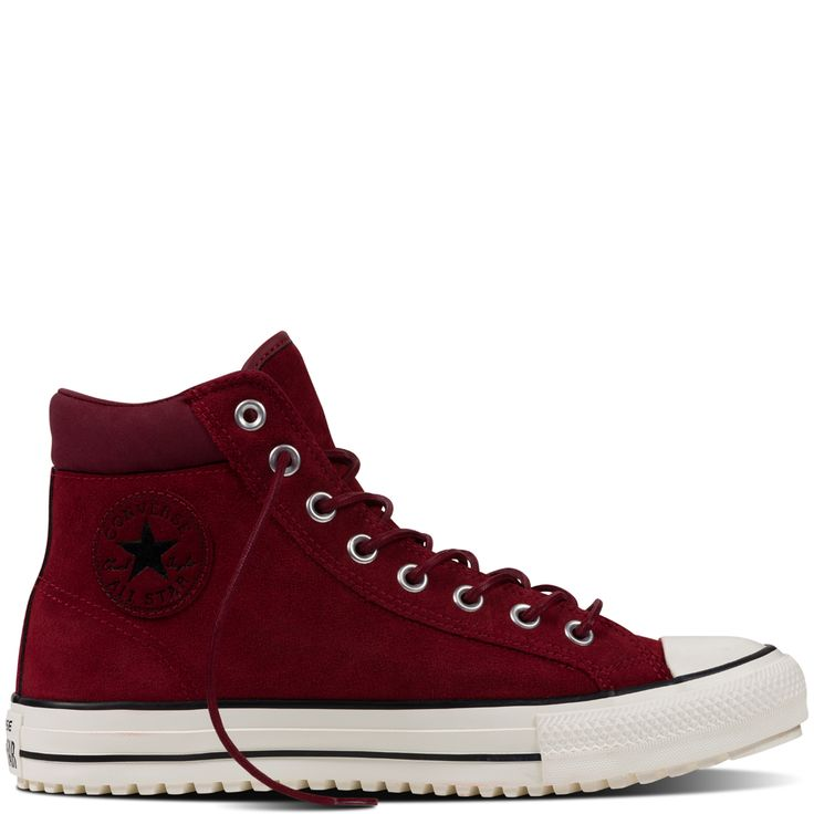 Chuck Taylor All Star Converse Boot PC Red Block red block/egret/black