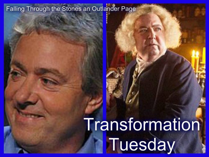 John Sessions plays Arthur Duncan on #Outlander Starz series by Ronald D. Moore; Edits by Falling Through the Stones an Outlander Page on Facebook