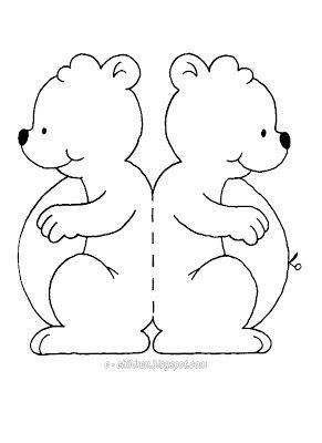 Los+Niños:+ΚΑΡΤΑ+-+Καφέ+Αρκούδα