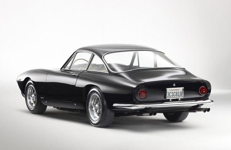 1962 Ferrari 250 GT Lusso Berlinetta