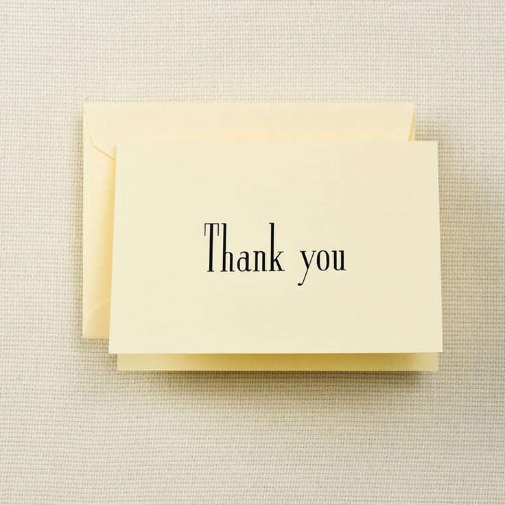 The 25+ best Interview thank you notes ideas on Pinterest - thank you for the interview letter