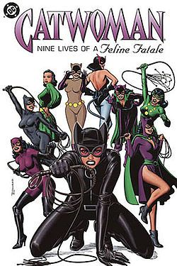 "Catwoman was ranked 11th on IGN's ""Top 100 Comic Book Villains of All Time"" list,[5] and 51st on Wizard magazine's ""100 Greatest Villains of..."