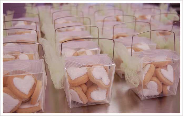 Lembrancinha simples e bonita!: Cookie Packaging, Cookie Presentations, Cookie Creatives, Cookies Cookies, Wedding Cookies, Bridal Showers