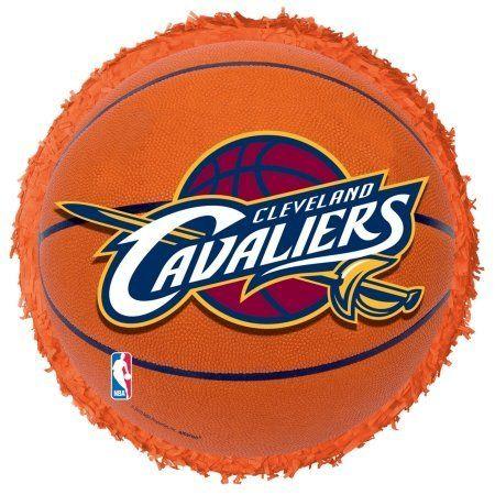 YA OTTA PINATA 204004 Cleveland Cavaliers Basketball - Pinata - List price: $29.32 Price: $22.55 Saving: $6.77 (23%)