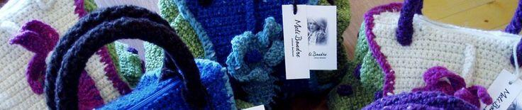 August Crochet Flower Patterns - 365 Crochet Flowers Bouquet Project -Crochet & Knit Design Heaven