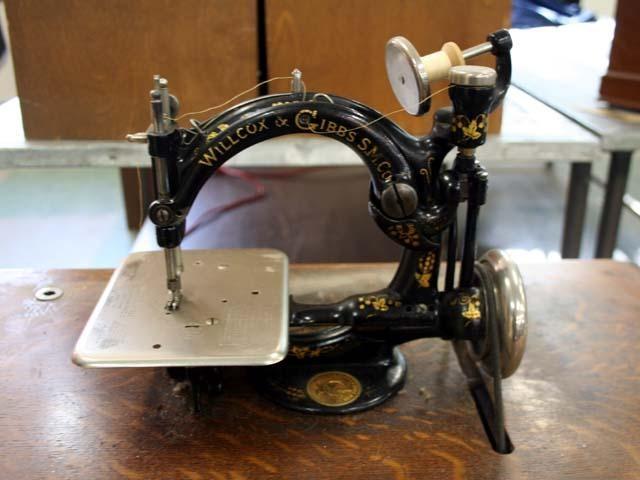 Wilcox & Gibbs Sewing Machine