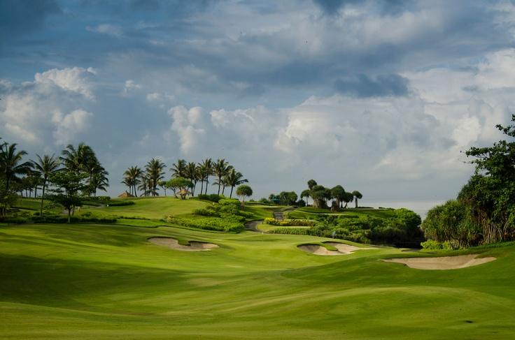 breathtaking view | Pan Pacific Nirwana Bali Resort | Tanah Lot - Bali, Indonesia