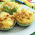 Muffins de macaroni au fromage