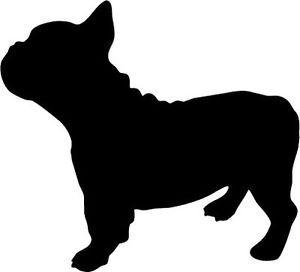 silhouette french bulldog - Google Search