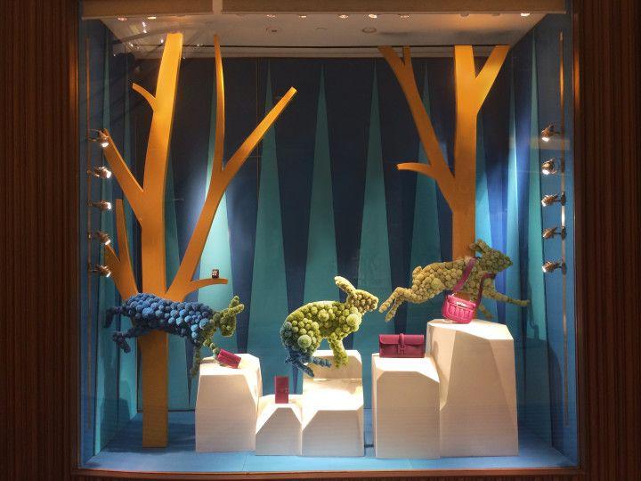 Hermès window, Malaysia