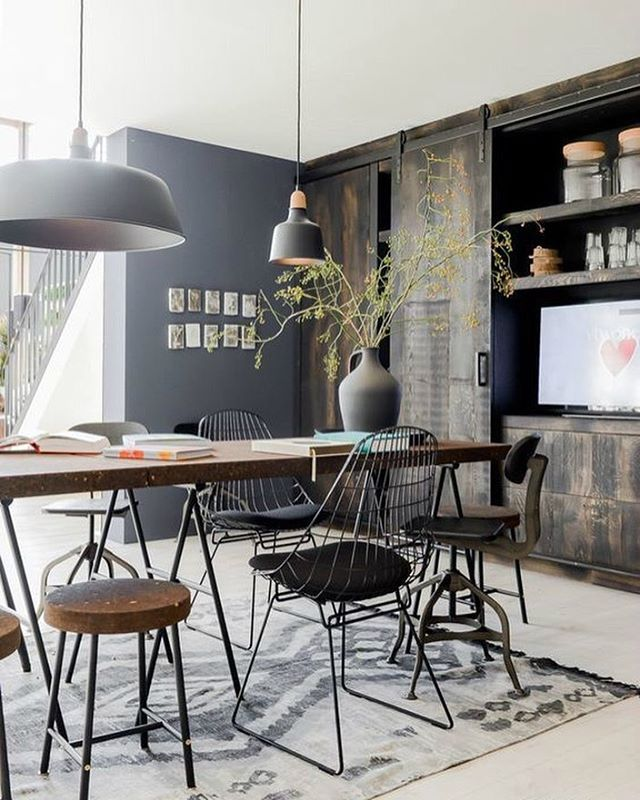 Sunday kitchen design inspiration #diningroom #interiorstyling #decor #interiors
