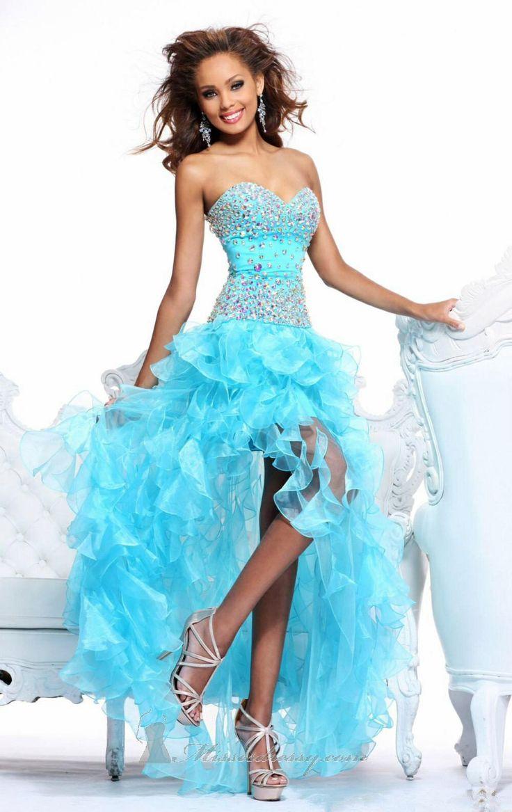 85 best Sweet sixteen dresses images on Pinterest | Prom dresses ...