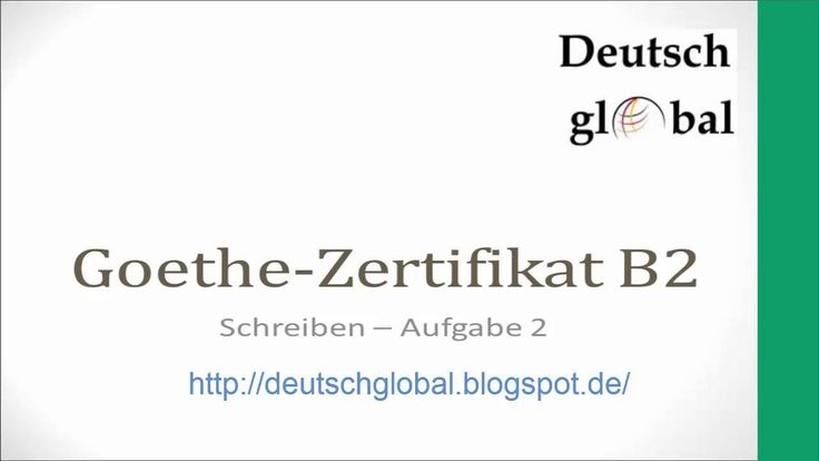 Learn deutsch goethes the king