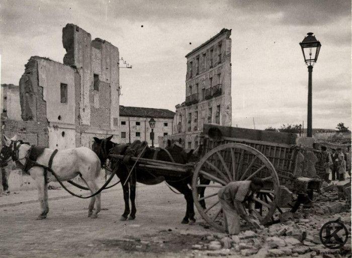 Spain - 1936-39. - GC - Carabanchel
