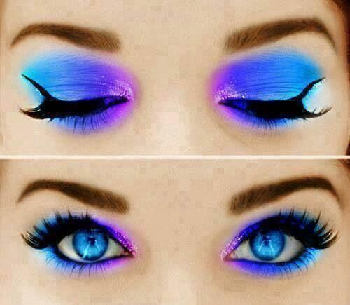 Reminds me of my old makeup days... Kinda love this                                                                                                                                                                                 More