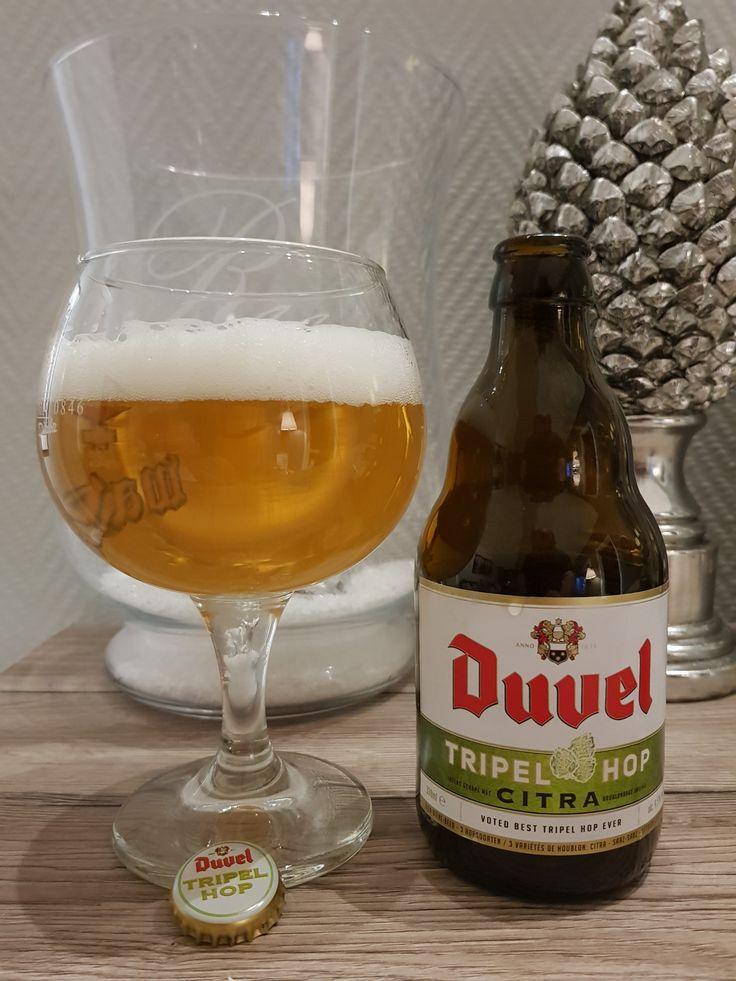 Duvel Tripel Hop Citra (2016) by Duvel Moortgat