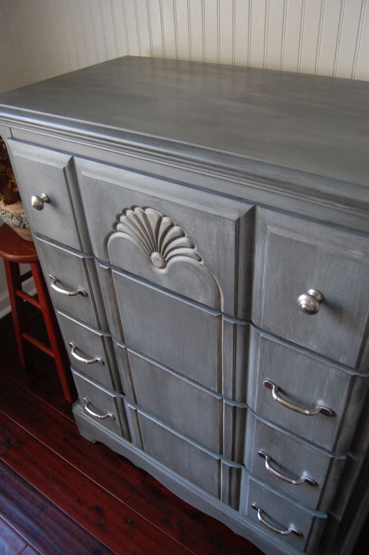 Zinc Finish Furniture 70 Best Paint Couture Images On Pinterest Painted Furniture