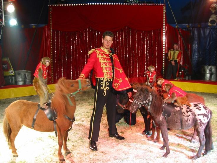 From Berousek Cirkus Sultan
