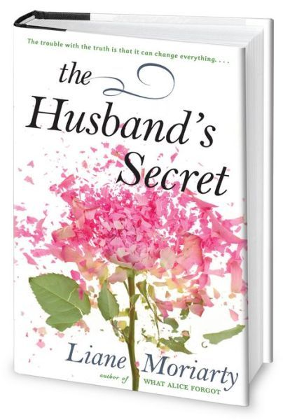 The Husband's Secret. This was my book club book for February. It was so good! It tells three different stories that all intertwine with one another, and paints such an interesting picture of what secrets can do in a marriage. And in my opinion shows amazing strength of the women in these stories. It's frustrating and intriguing. I give it 2 thumbs up. -J