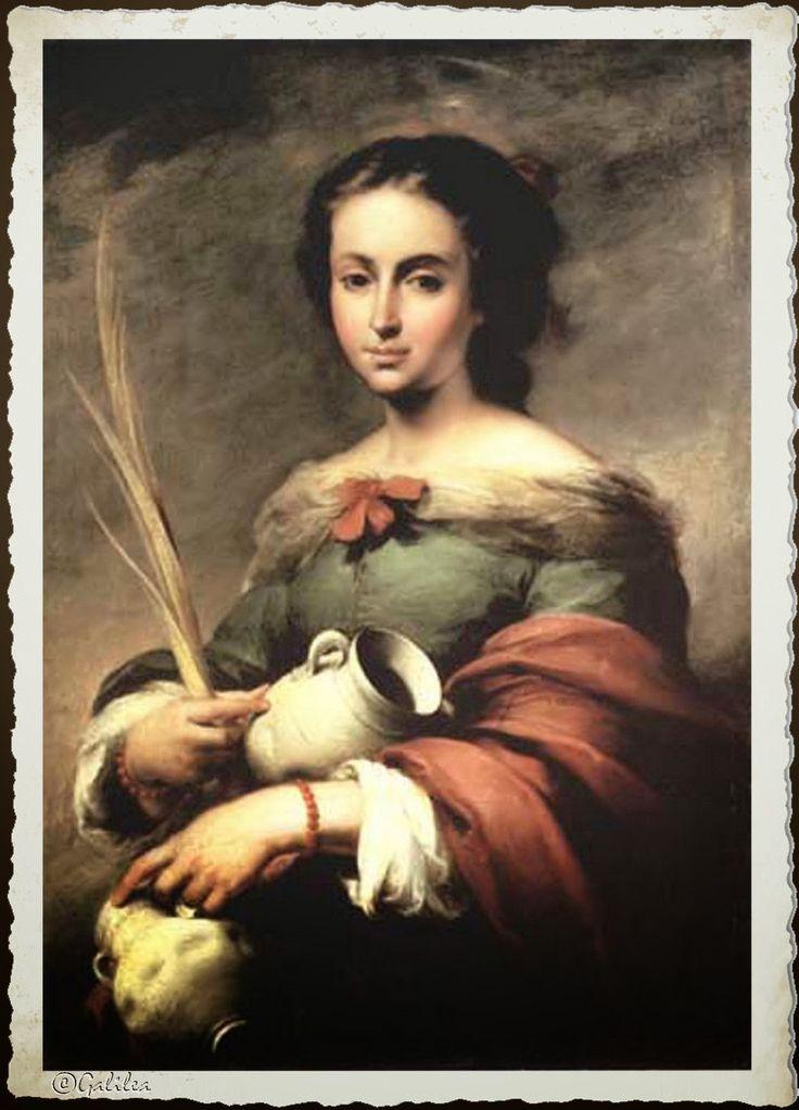 Jesús el Tesoro Escondido: Santa Regina, mártir, 7 de Septiembre