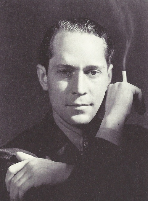 Franchot Tone by George Hurrell, 1933