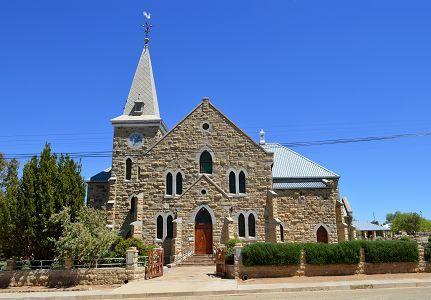 Amandelboom, Williston Williston Church turned 101 years old in 2013