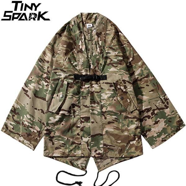 698c76360 #Fashion #BestPrice Mens Camo Jacket Japanese Style Streetwear Retro Camouflage  Kimonos A868106 #Discounts #BestPrice