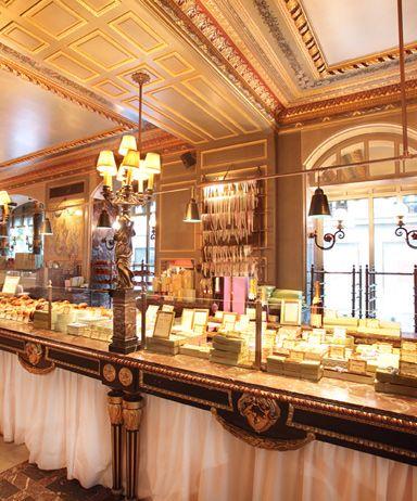 Ladurée Champs Elysées 75, avenue des Champs Elysées - 75008 Paris